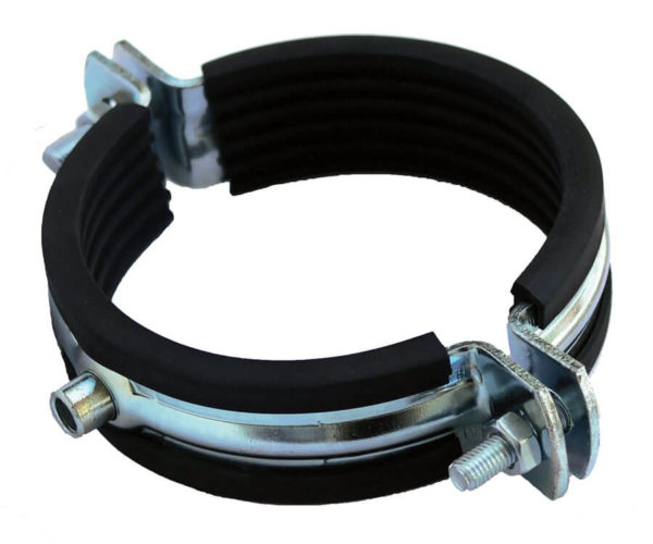 Heavy Duty Clamps With Rubber Lining Type 412 5 3 For All Type Of