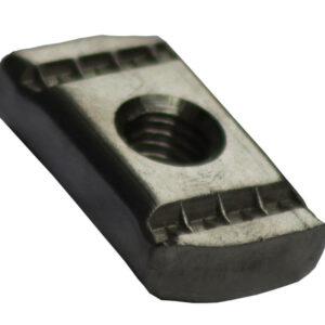 Parallel slide nut for rail brackets Type RBC & RBD