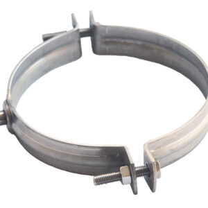 Stainless steel heavy duty pipe clamps (from 19 to 103mm) Type 310ss