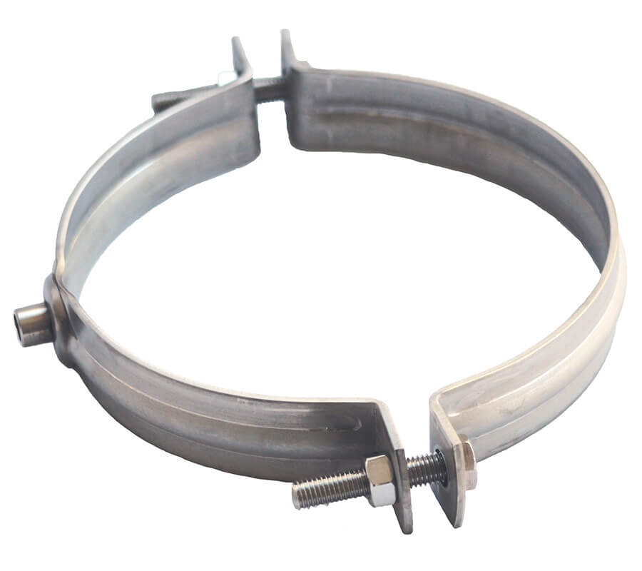 Stainless steel heavy duty clamps type for all