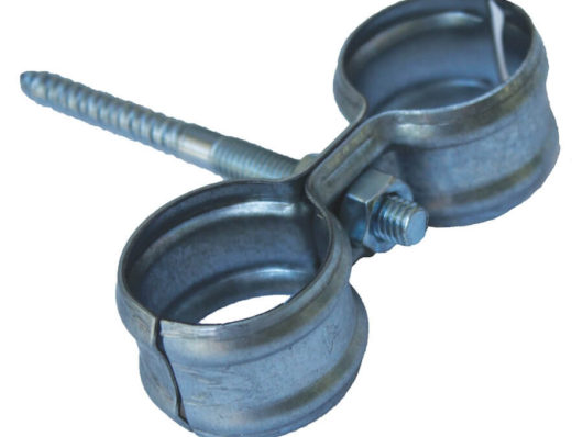 Steel Pipe Clamps (for double pipes) Type 220
