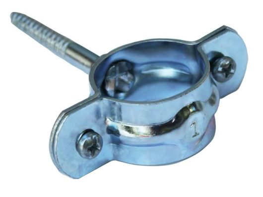 Steel pipe clamps (for single pipes) Type 200